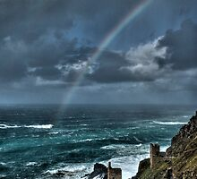 Botallack Mine by Kevin Hart