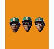 Tyler, The Creator Golf Eyes by JaycupBowl