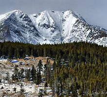 Winter In the Colorado Rockies by John  De Bord Photography