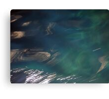Sea at Blue Grotto Canvas Print