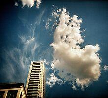 Cloudfire #1 by mugley