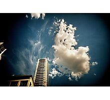 Cloudfire #1 Photographic Print