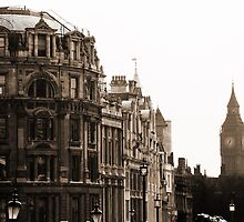 London, stood still in the 1800's by Natasha Dirty Boots