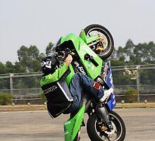 Tony L, the stunt guy by Natasha Dirty Boots