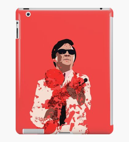 Keep The Chang You Filthy Animal iPad Case/Skin
