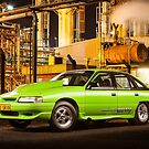 Jason Hill's VN Holden Commodore by HoskingInd