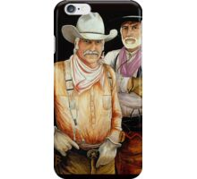 """""""Gus And Woodrow"""" iPhone Case/Skin"""