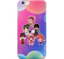 Group Clamp iPhone Case/Skin