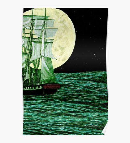 Moonlit Destiny Poster
