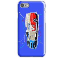VW Bus Collection iPhone Case/Skin