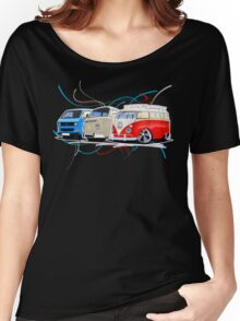 VW Bus Collection Women's Relaxed Fit T-Shirt