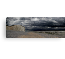 Birling Gap - Beachy Head  Canvas Print