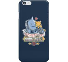 Alphonse's Cat Sanctuary iPhone Case/Skin