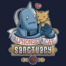 Alphonse's Cat Sanctuary by Adho1982