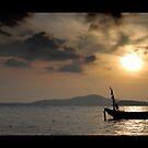 Samui Sunrise by ozczecho
