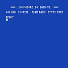 Commodore 64 load screen by buud