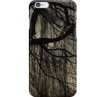 Lacy Curtains iPhone Case/Skin