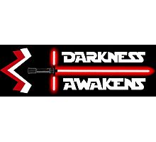 Darkness Awakens Photographic Print