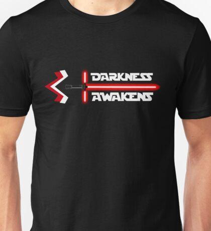 Darkness Awakens Unisex T-Shirt