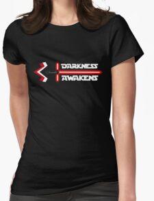 Darkness Awakens Womens Fitted T-Shirt