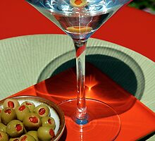 Martini  by Rachel Valley