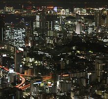 Never ending Tokyo by gahuja
