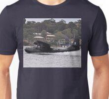 Catalina Water Take-off, Lake Macquarie, Australia 2012 Unisex T-Shirt