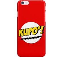 Kupo'! iPhone Case/Skin
