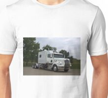 2013 Western Star EX Custom Sleeper Semi Truck Unisex T-Shirt