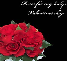 Happy Valentines by Wendy Mogul