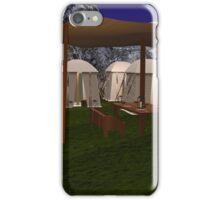 Medieval Camp iPhone Case/Skin