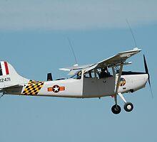 Cessna Bird Dog @ Melton Airshow 2010 by muz2142