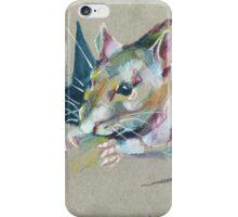 Zelda the rat iPhone Case/Skin