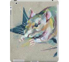 Zelda the rat iPad Case/Skin