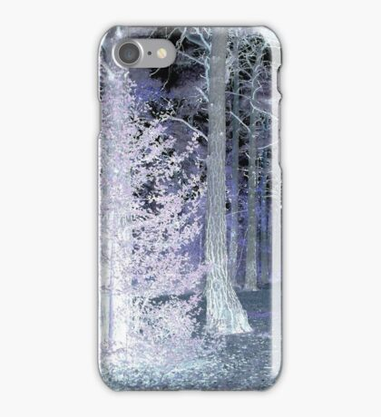 Pink Holly iPhone Case/Skin