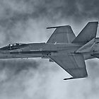 Aussie FA-18 by Nathan T