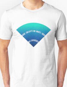 Good Encryption Makes Good Neighbours T-Shirt