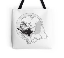 The Beast from The Ice Planet Tote Bag