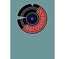 Recordman Photographic Print