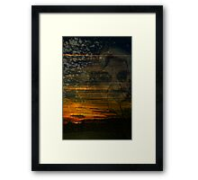 will see you tomorrow Framed Print