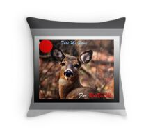 Take Me Home for RedBubble (pro bono card) Throw Pillow