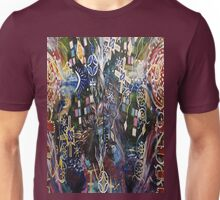 The Universe Cheering You On T by Mariam Muradian Unisex T-Shirt