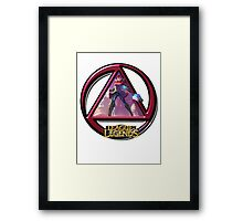 Imperial Lux Framed Print