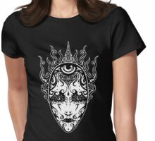 destroyer Womens Fitted T-Shirt