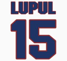 National Hockey player Joffrey Lupul jersey 15 by imsport