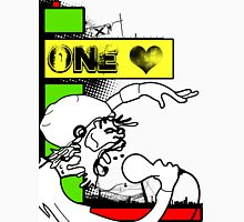 oO One LOVE Oo Unisex T-Shirt