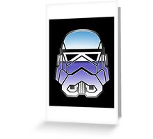 Trooper in disguise Greeting Card