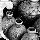 Pots at the souk by marycarr