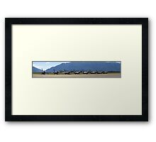 USAF Thunderbirds Framed Print