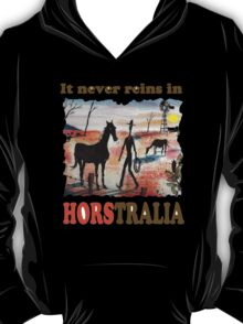 A T-shirt for all horse lovers T-Shirt